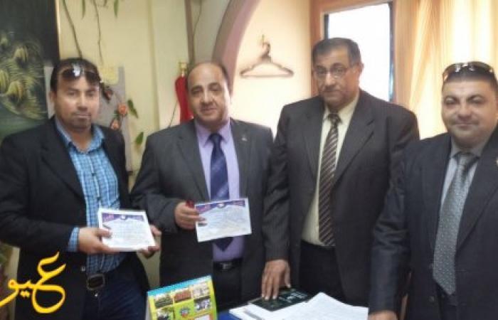 حملة بأمر الشعب تقوم بنشاط مكثف لجمع التوقيعات بدمياط