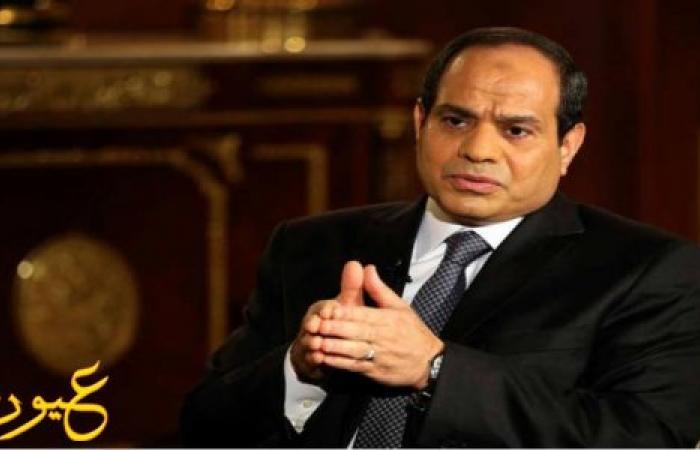 """اعترافات """"المرأة"""" التى أجبرت الرئيس السيسى على تقبيلها"""