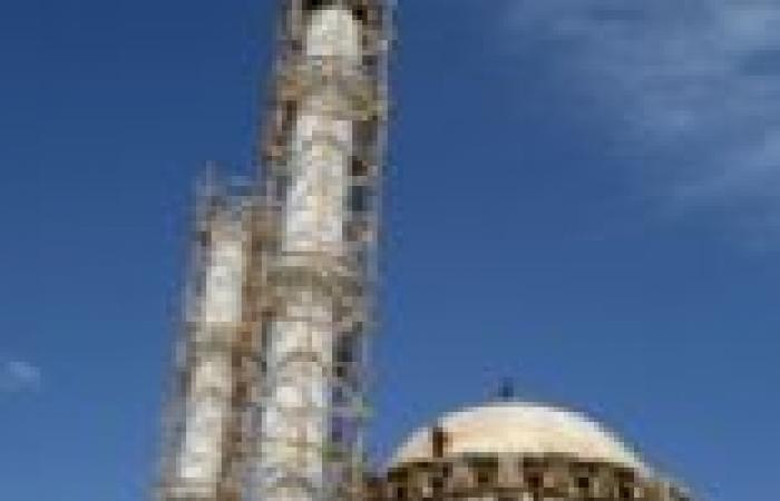 بالصور| ترميم وتطوير أكبر مسجد في كوسوفو