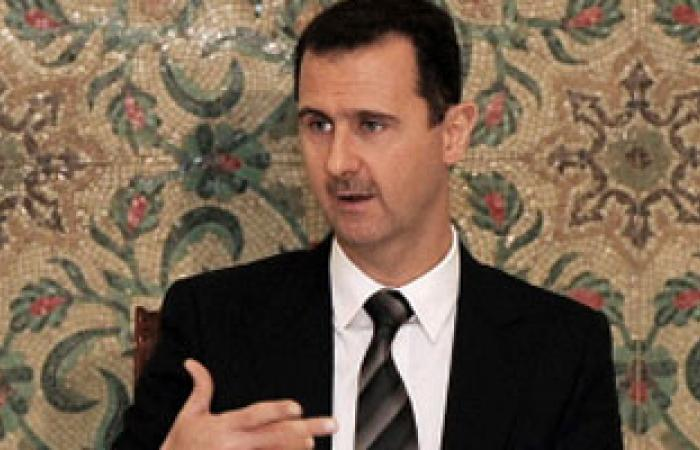 """مؤيدون للأسد بالأردن يحتجون أمام مقر اجتماع """"أصدقاء سوريا"""""""