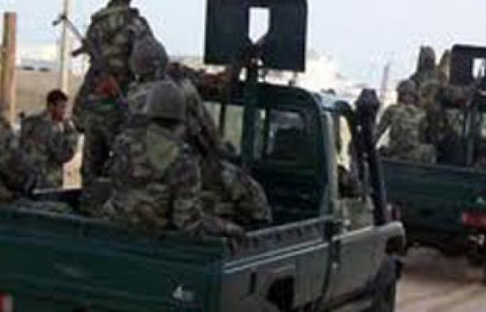 مباحثات عسكرية موريتانية سنغالية