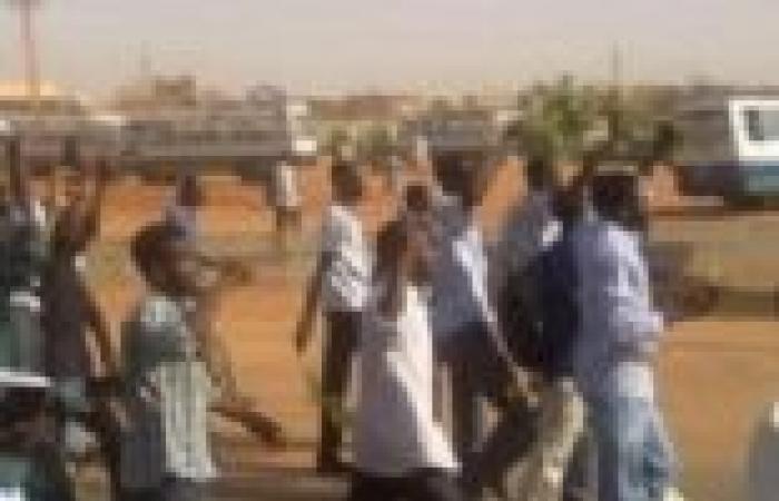 إصابة عدد من الطلاب في أحداث عنف بجامعة الفاشر بشمال دارفور