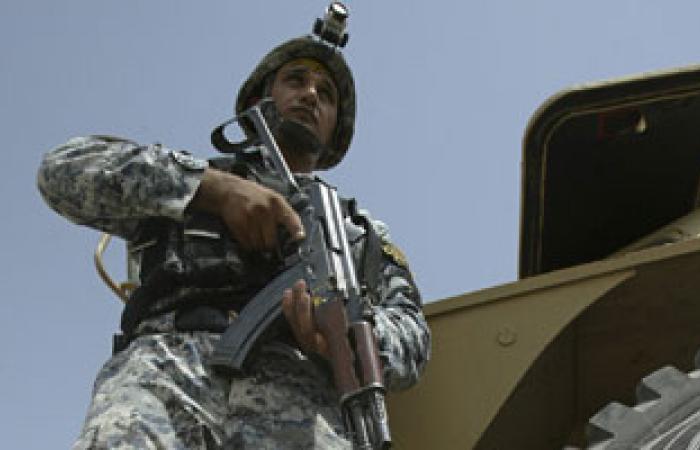 مسلحون يقتلون سبعة جنود عراقيين
