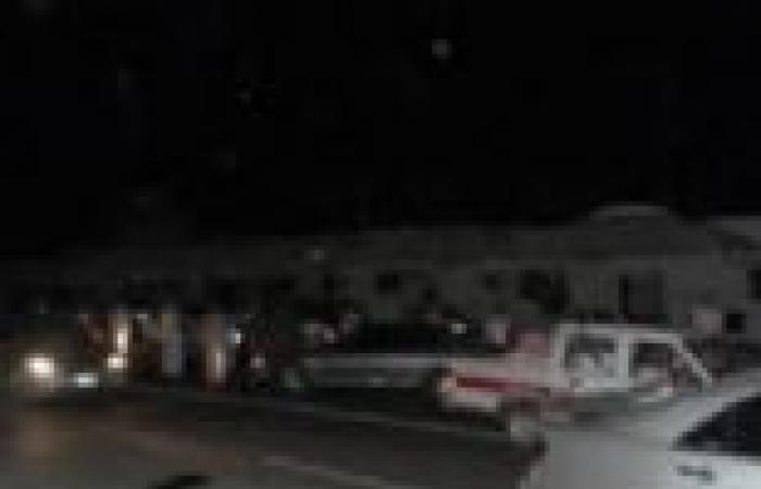 أهالي بيلا بكفر الشيخ يستمرون في قطع السكة الحديد بسبب انقطاع الكهرباء
