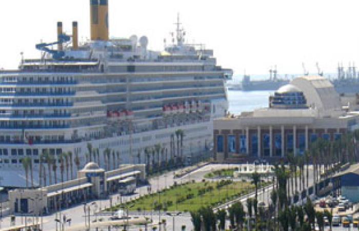 وصول 30 ألف طن ذرة من أوكرانيا إلى ميناء الإسكندرية