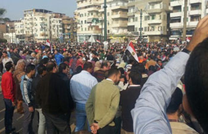 وقفة عقب الجمعة لـ6 إبريل دمياط احتجاجاً على الأوضاع المعيشية