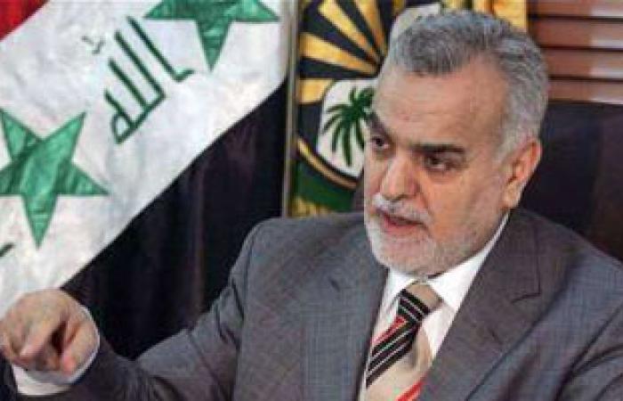طارق الهاشمى: المالكى يتبنى مشروعاً طائفياً فى العراق