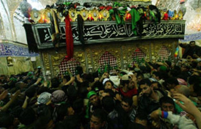 مواكب شيعية عراقية تتجه لسوريا لإحياء ذكرى وفاة السيدة زينب