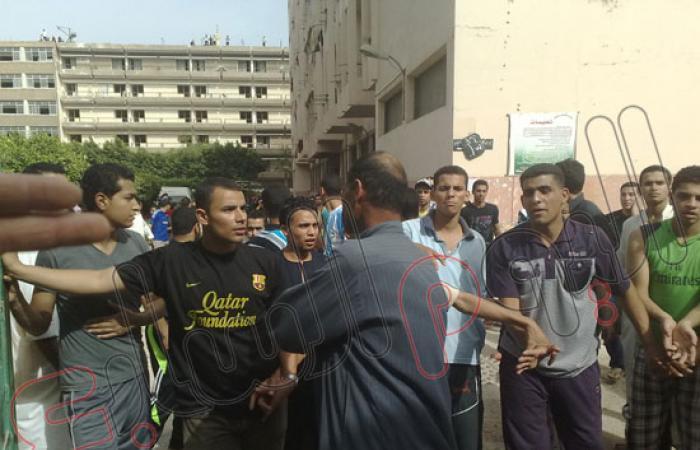"""""""صحة الشرقية"""": استقبلنا 120 حالة إصابة من المدينة الجامعية بالزقازيق"""