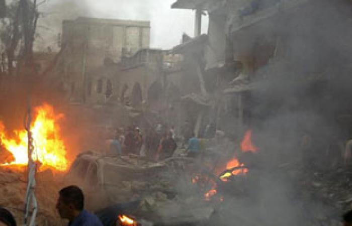 رئيس الهلال الأحمر: لم يعد هناك وقت للمجتمع الدولى لمراقبة الأحداث بسوريا