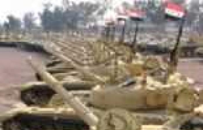 """الجيش العراقي يبدأ عملية """"الشبح"""" لـ""""تطهير"""" صحراء الرمادي من القاعدة"""