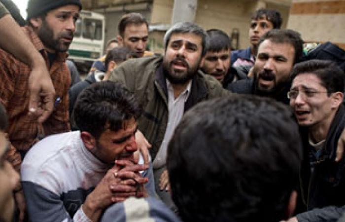 """معارض سورى: الثورة السورية """"إسلامية"""" وانتصارها يصب فى مصلحة """"السًنّة"""""""