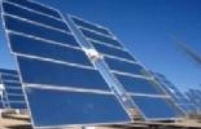 مشروع بالعاشر لإنتاج طلمبات المياه باستخدام الطاقة الشمسية