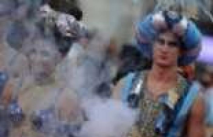 بالصور| أكبر حفل خيري لجمع التبرعات لمرضى نقص المناعة والإيدز