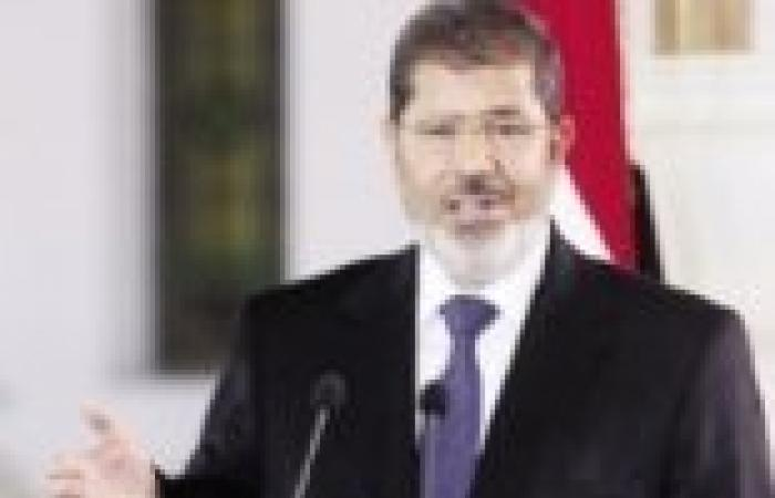 """مرسي يحيل مشروع قانون """"منظمات العمل الأهلي"""" إلى """"الشورى"""""""