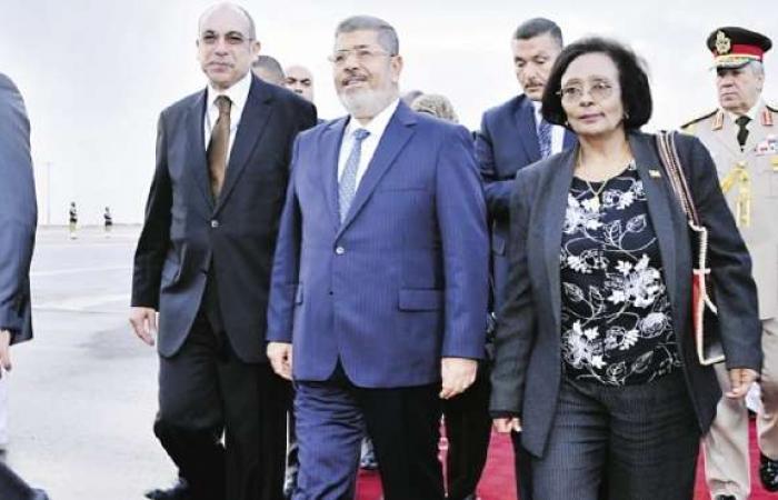 """نشطاء """"تويتر"""" تعليقا على قرار إثيوبيا: مرسي راح السودان عزم عليهم بـ""""حلايب"""" وراح إثيوبيا عزم عليهم بـ""""النيل"""""""