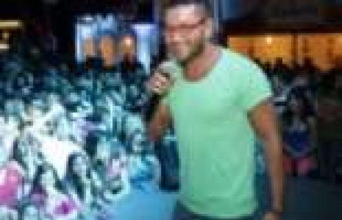 بالصور| زياد برجي يحيي حفل جامعة الـNDU