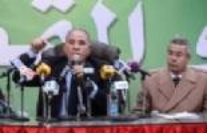 الزند: قضاة مصر لن يكونوا لُقمة سائغة في فم أحد