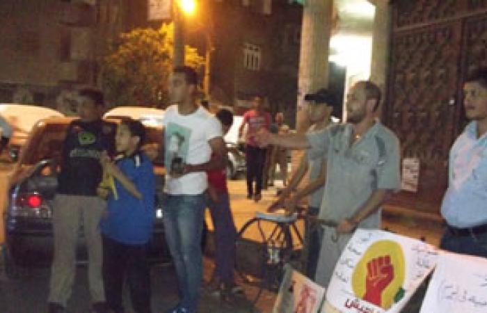 """الاشراكيون الثوريون بالفيوم يبدأون حملة جمع توقيعات لـ""""تمرد"""""""