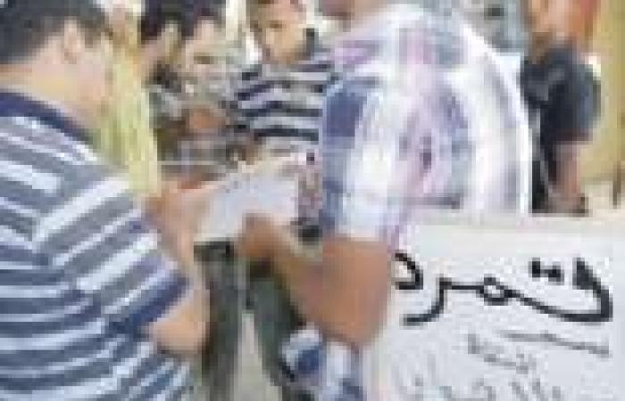 """""""تمرد"""" تعلن في مؤتمر صحفي غدا أحدث إحصاء لتوقيعات سحب الثقة من """"مرسي"""""""