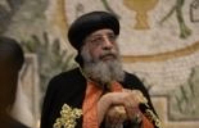 """البابا تواضروس: مرسي لم يطلب وساطتي لدى إثيوبيا لحل أزمة """"النيل"""""""