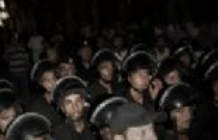 """الأمن يفض اشتباكات في مؤتمر لحزب """"الوسط"""" بدمياط"""
