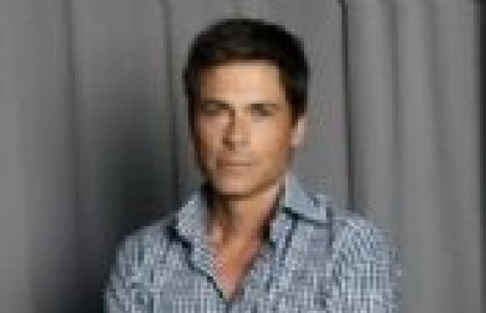 الممثل الأمريكي روب لوي يجسد شخصية جون كنيدي في فيلم تلفزيوني