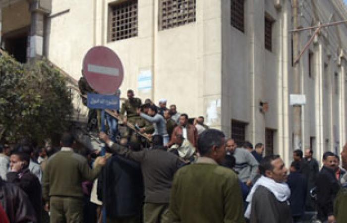 """""""ائتلاف أمناء الشرطة"""" بالدقهلية يتضامن مع إضراب زملائهم بـ""""محلة دمنة"""""""