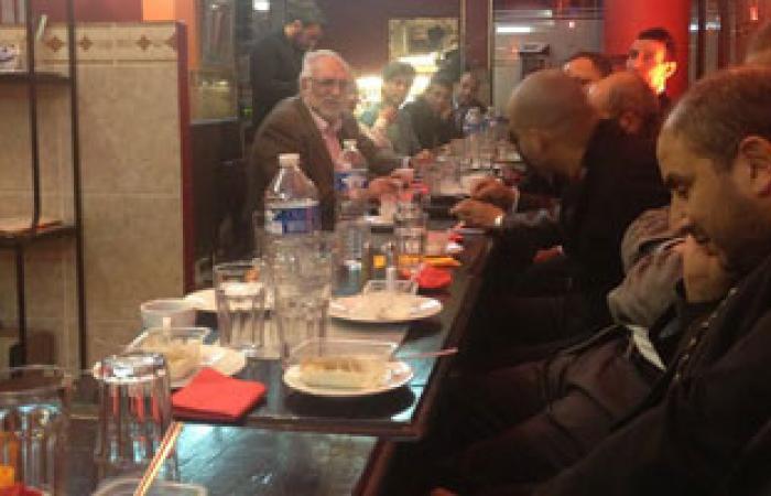 """اجتماع """"مصالحة"""" لرموز الجالية المصرية بفرنسا"""