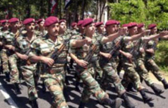 وحدات من الجيش السورى فرضت سيطرتها على مطار الضبعة