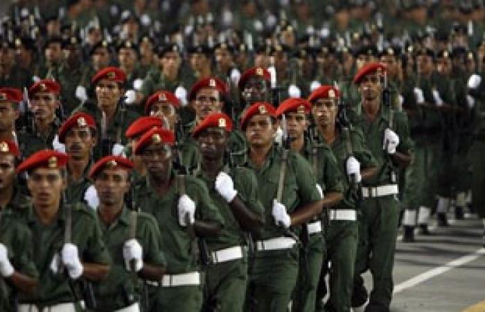 الجيش الليبى يلقى القبض على خلية أجنبية بحوزتها أسلحة ثقيلة