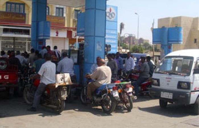شبح أزمة السولار يظهر من جديد بمحطات القليوبية