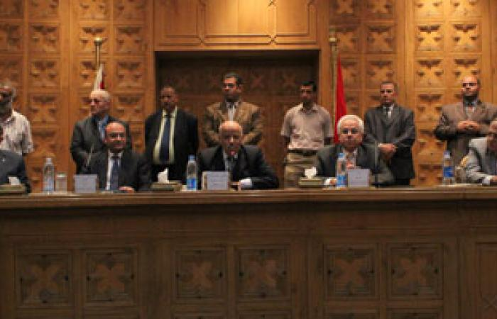 وزير العدل يلتقى رئيس مستشارى مجلس الدولة ويؤكد تمسكه باستقلال القضاء