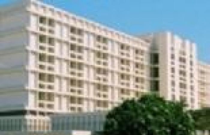 اندلاع حريق في مستشفى سوهاج التعليمي