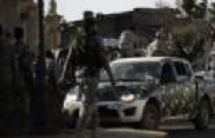 اختطاف 5 أفراد من الجيش الليبي جنوب شرق البلاد