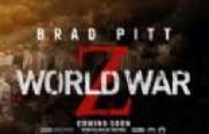بالصور| الوباء يجتاح العالم في ملصقات دعائية جديدة لفيلم World War Z