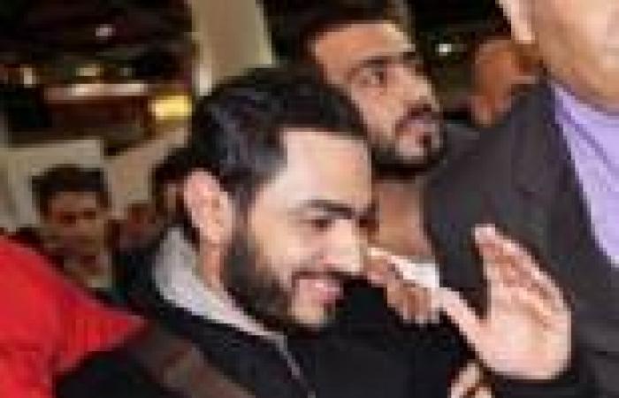 """تامر حسني: سعيد لإحياء الحفل الختامي لمهرجان """"موازين"""""""