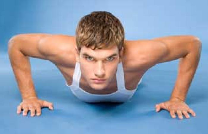 12 دقيقة من التمارين الشاقة أسبوعياً كافية للتمتع بصحة جيدة