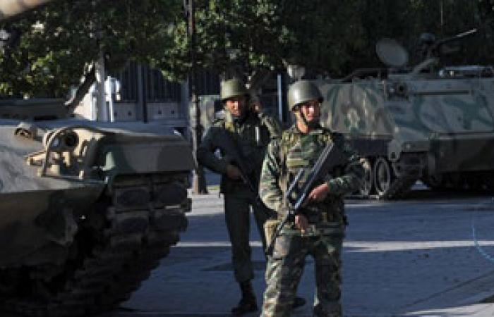 إصابة ثلاثة جنود تونسيين خلال ملاحقة متشددين