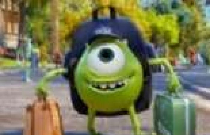 """""""الامتحان النهائي"""".. مقدمة إعلانية جديدة لفيلم Monsters University"""