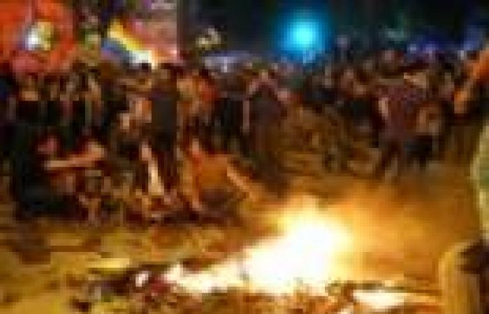"""رئيس """"الحركة القومية التركية"""": لن نكون طرفا في الاحتجاجات"""