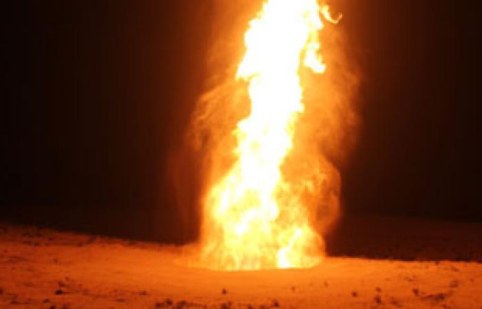 انفجار بأنبوب رئيسى لنقل الغاز الطبيعى شرق الجزائر