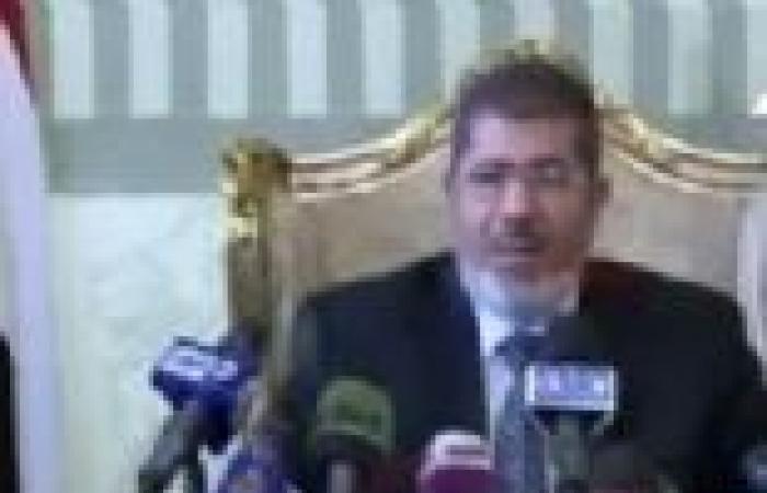 مؤتمر لم يحضره غيرهم.. «تجرد» تعلن جمع 2 مليون توقيع تأييداً لـ«مرسى»