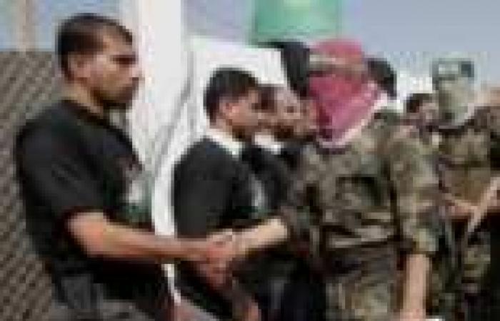 «المحكمة»: ختم بالشمع الأحمر على أسطوانة فيديو لاحتفالات «حماس» بالهروب من «وادى النطرون»