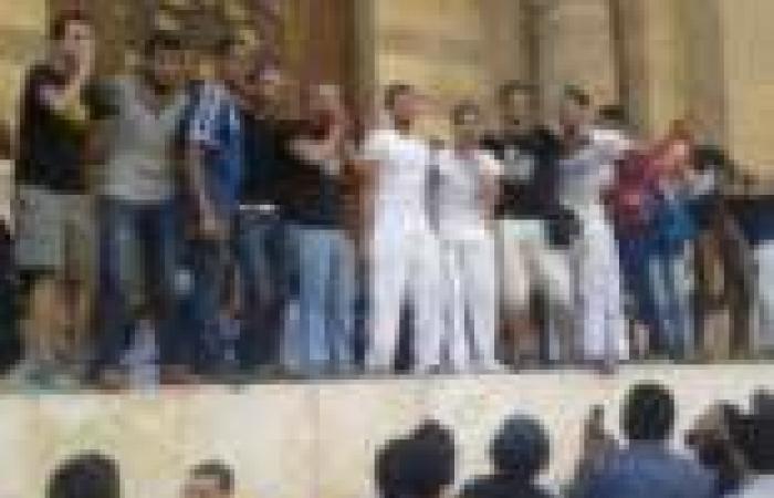 معتقلو «البلاك بلوك» بعد مغادرة «العقرب»: سنسقط «الإخوان» فى 30 يونيو