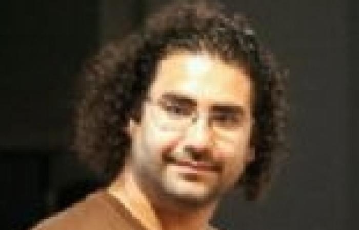 """علاء عبد الفتاح ينضم لأنصار """"دومة"""" في المحكمة"""