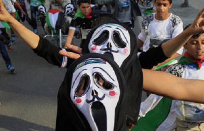 تظاهرات فلسطينية ضد تنظيم احتفالات إسرائيلية فى ذكرى احتلال القدس