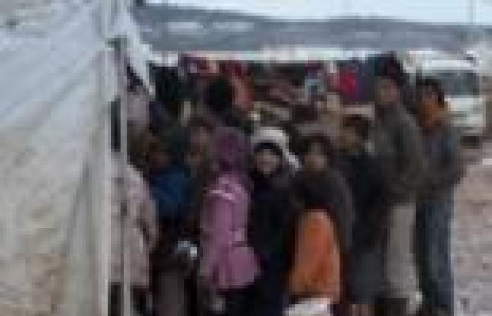 الصليب الأحمر يطلق نداء عاجلا لجمع 75 مليون دولار للاجئين السوريين