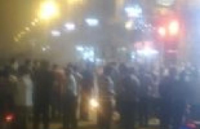 الاحتجاجات على انقطاع التيار تغلق ميادين دمياط