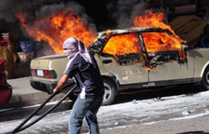 مقتل 14 مسافرا فى كمين نصبه مسلحون فى الأنبار بالعراق